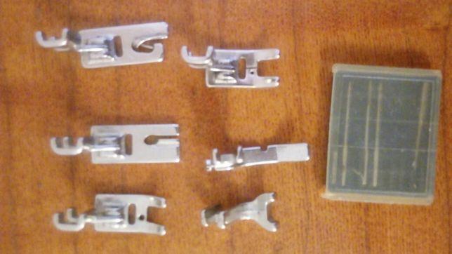 Лапки на швейную машинку бытовую