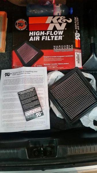 Въздушен филтър K&N 33-2104 гр. Козлодуй - image 1