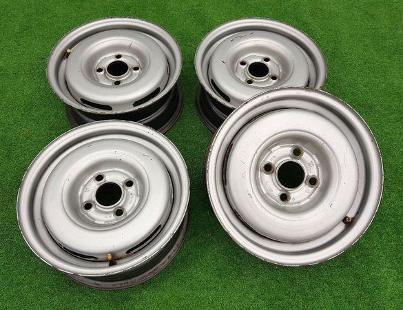 """Оригинални метални джанти VW/AUDI- 13"""" 4x100"""