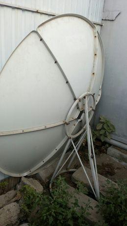Спутниковая антенна в отличном состоянии