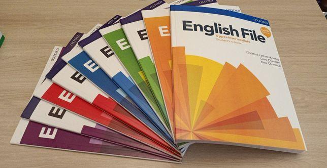 English File 4 edition