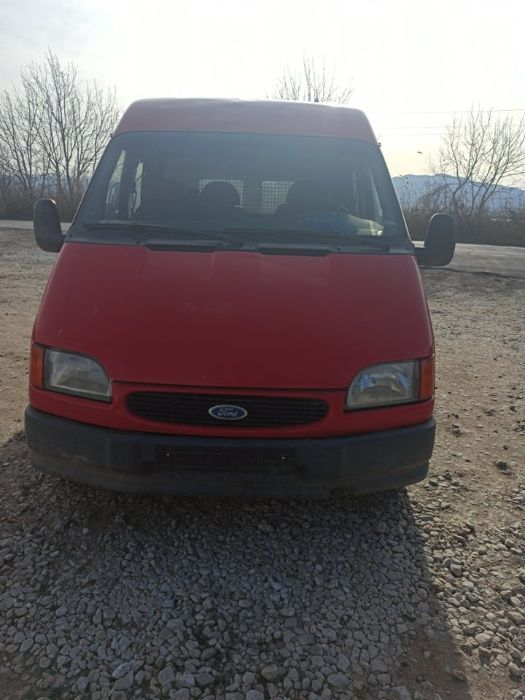 Форд Транзит 2.5 Д на части