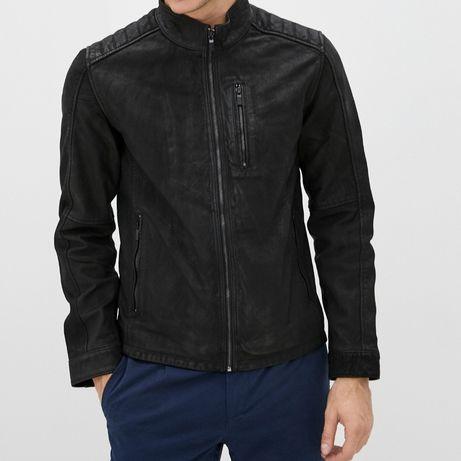 100% Кожаная куртка Only & Sons