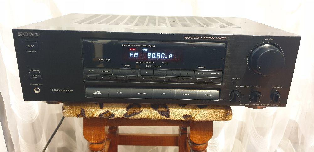 Amplificator Audio Sony STR-GX215 Statie Audio Amplituner Bucuresti - imagine 1