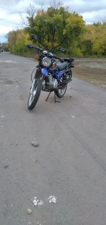 Продам мотоцикл Peda BARS 200