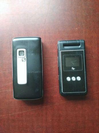 Продам сотовые телефоны Nokia и Fly