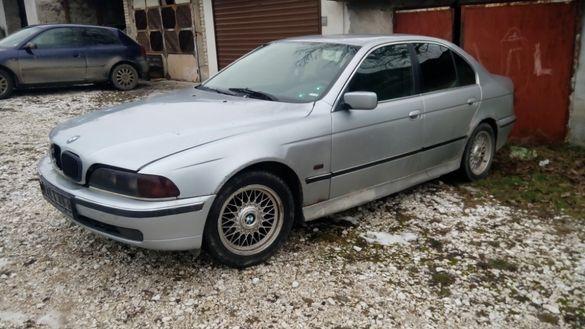 BMW 525 2,5TDS на части за БМВ 525 е39 ТДС 725 е38 325 е36 e Теглич