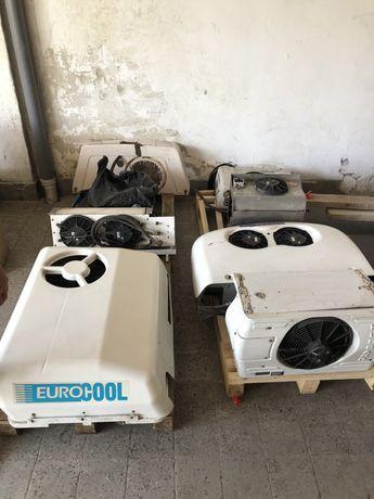 3 броя хладилни агрегати за бусове