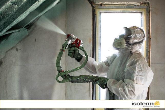 Izolație spumă poliuretanică - Isoterm®