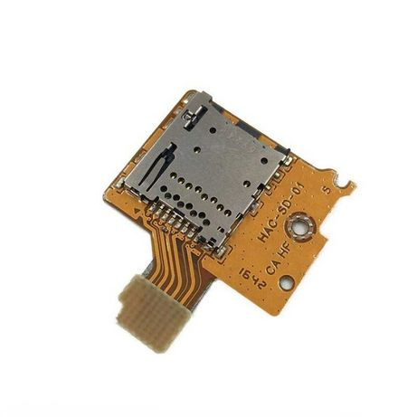 Original Modul Slot Micro-Sd Socket Board pentru Nintendo Switch