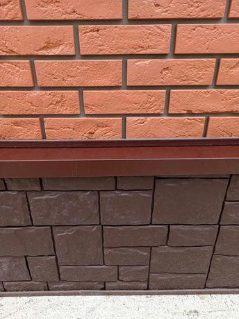 Фасадные панели,сайдинг,водосток