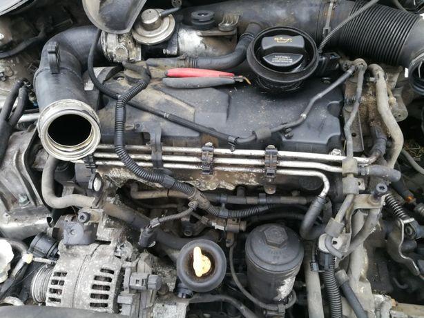 Vand motor 1.9 tdi BKC complet