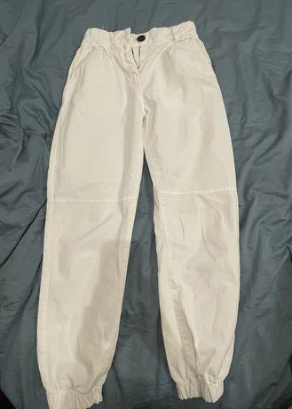 хлопковые брюки бершка 34р