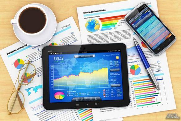 пълно счетоводно обслужване на фирми,ддс,осигуряване