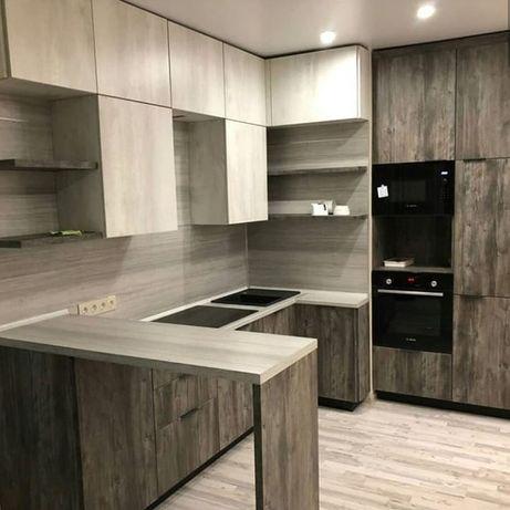 Мебель на заказ Кухня прихошка купе шкафы