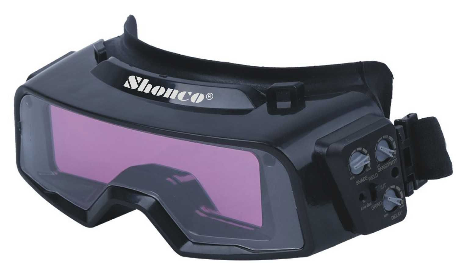 Автозатъмняващи фотосоларни очила за заваряване, 30725
