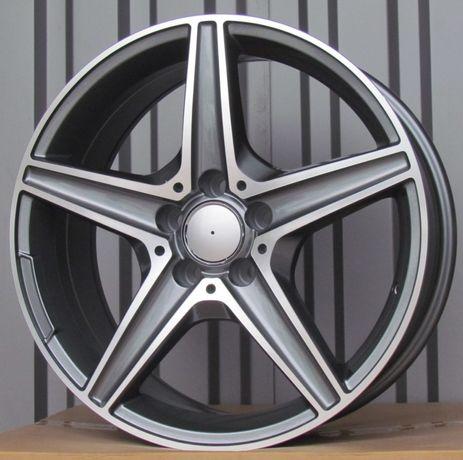 """Джанти за Мерцедес 17"""" 18"""" 5х112 Djanti za Mercedes AMG W204 W212 CLA"""