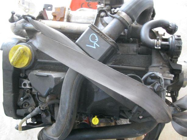 Motor COMPLET 1,5DCI*K9K724*Euro4/86Cp122000kmTwingoMCVLoganFranta
