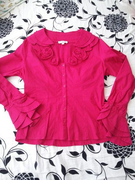 Дамска циклама риза