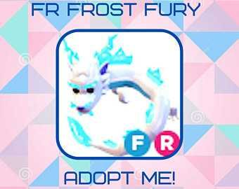 FR Frost fury/Флай райд холодногнев