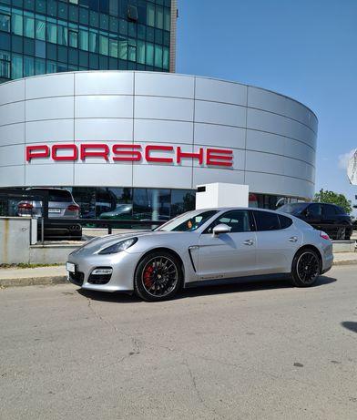 Porsche panamera GTS PDK 129000km реални