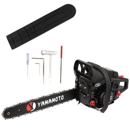 """Drujba Motofierastrau pe benzina """"YAMAMOTO JAPAN"""" 4.5 CP Garantie"""