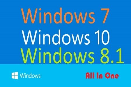 Instalez Windows 7/8.1/10