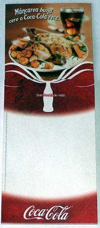 notes Coca Cola - de colecţie!