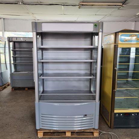 Отворена хладилна витрина 125 см