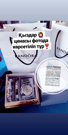 PANDORA SWAROVSKI парный сағаттар сатылады!