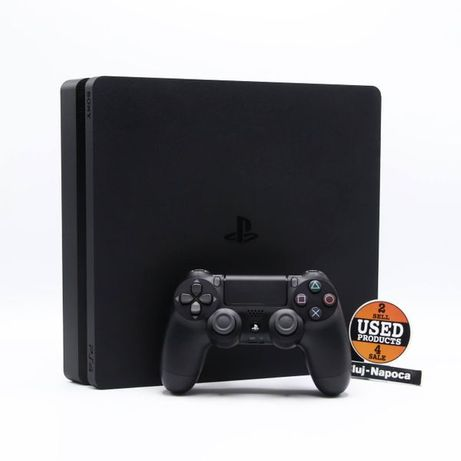 Consola PS4   SONY PlayStation 4   500 Gb, 1 Tb   Garantie 12 Luni