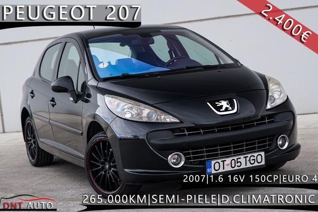 Peugeot 207 1.6 16v, turbo preț fix!