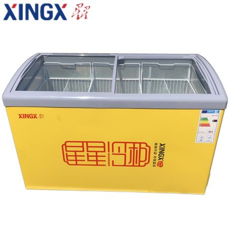 Морозильник XING- 350 литров г. Алматы со склада доставка бесплатно
