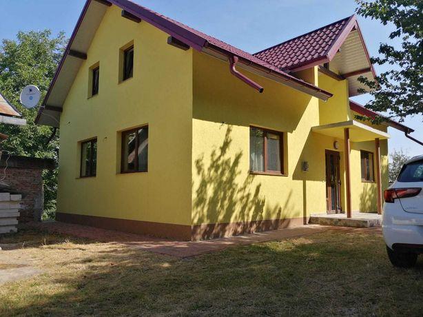 Casa noua, teren 6000 m2