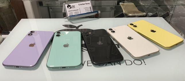 Carcasa/Spate/Capac iPhone 11 ORIGINALE !
