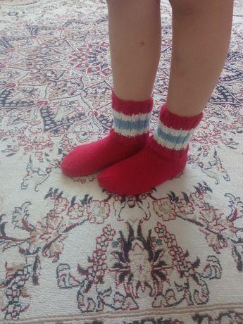 Носки шерстяные натуральные