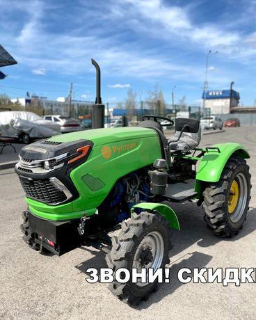 Выгодная сельхозтехника! Трактор Рустрак XT-244 в Кызылорда!