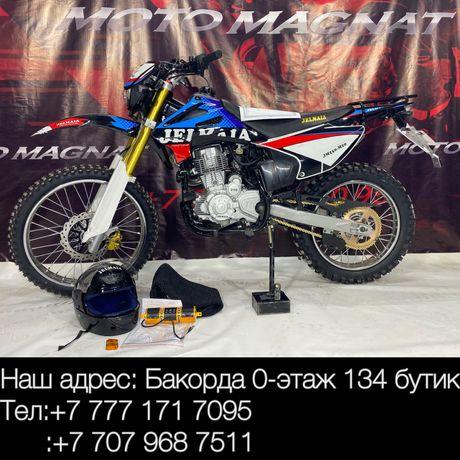 Jelmaia 250cc-M20 мотоциклы оргинал мото