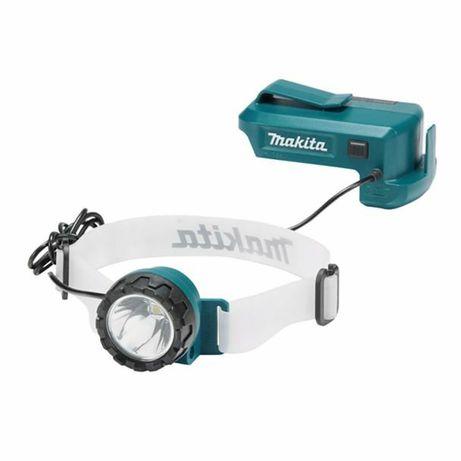 Lanterna LED Makita DML800, compatibila cu acumulatori Li-Ion 18 V