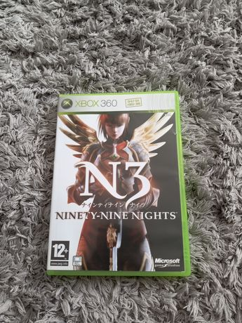 Joc/jocuri N3 Ninety Nine Nights Xbox 360Original