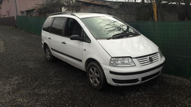 Piese Vw Sharan 1.9 AUY din 2001