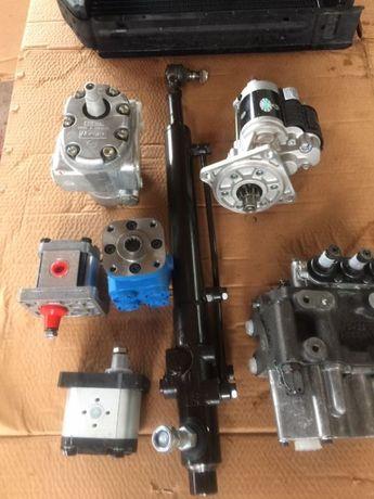 Pompe hidraulice, distribuitoare, danfus