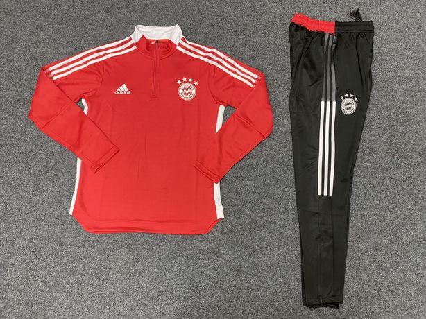 Тренировочные футбольные костюмы