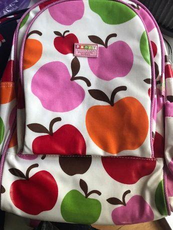 Новый Водонепроницаемый Рюкзак для девочек