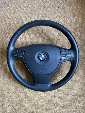 Кожен волан с бег Airbag Аирбег BMW F10 F11 БМВ Ф10 Ф11