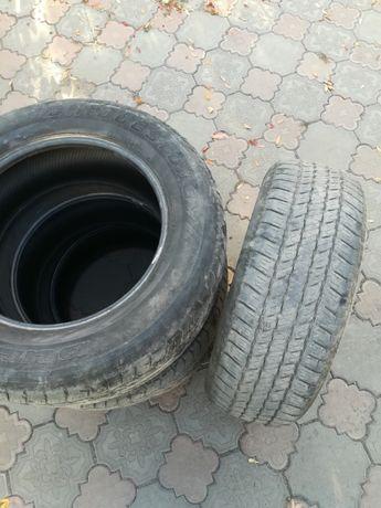 Продам шины Bridgestone Dueler 265/60/18 Б/У от Land Cruiser Prado