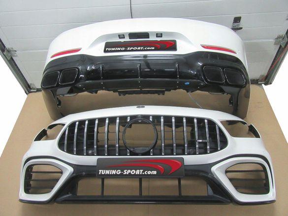 Боди кит за Mercedes GT63S AMG 4 doors X290