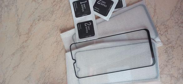 3 бр.стъклени протектора за Samsung A40