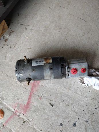 Pompa hidraulica acționată electric 24v