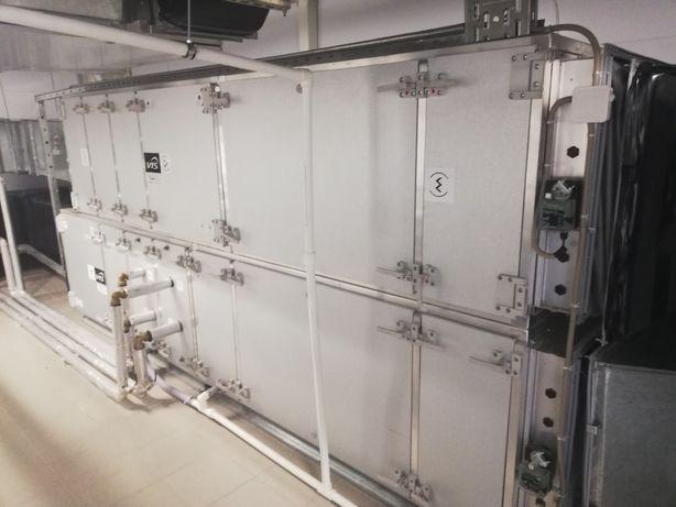 Приточные установки для систем вентиляции в Кызыл-Орде